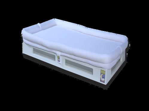 Mini Breathable White Base White Sleep Surface Www