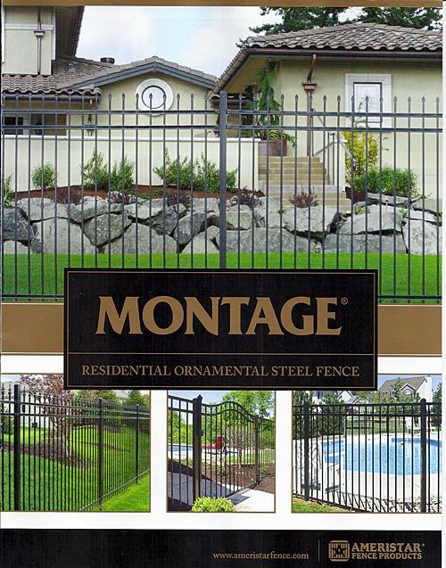 Ameristar Montage Fence And Gates