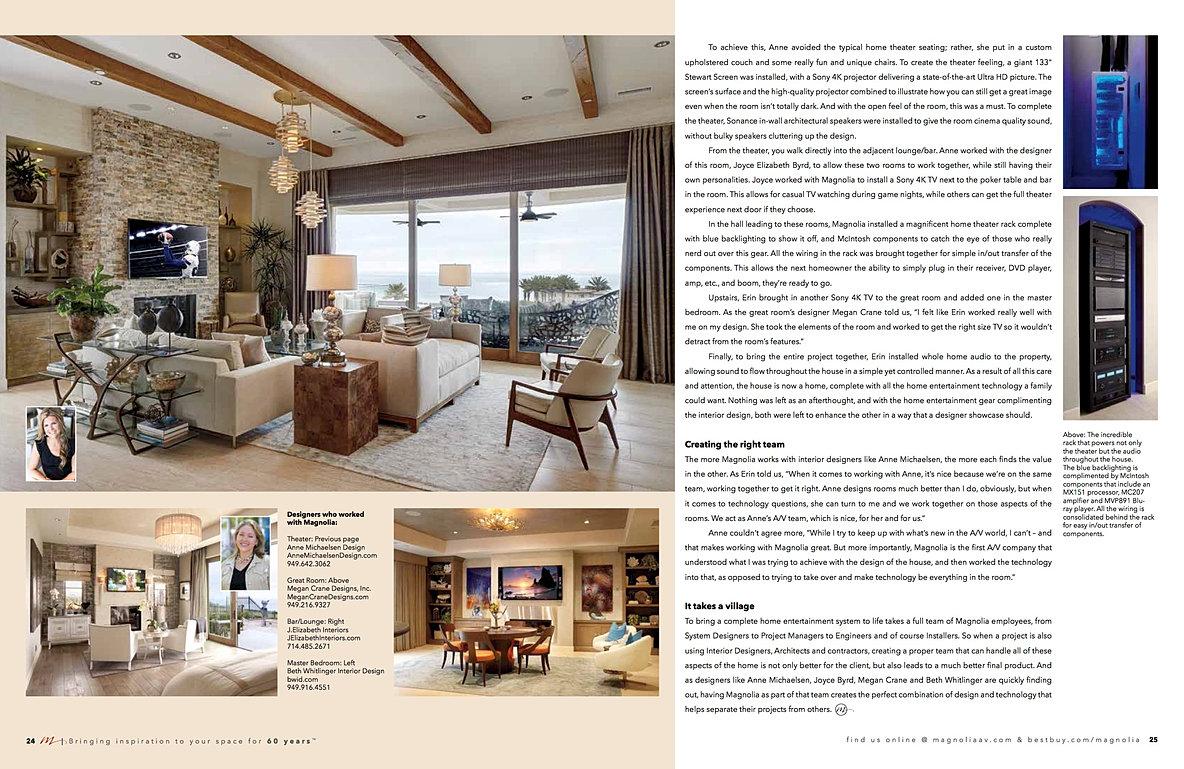 Anne Michaelsen Design-Interior Design | Magnolia Magazine