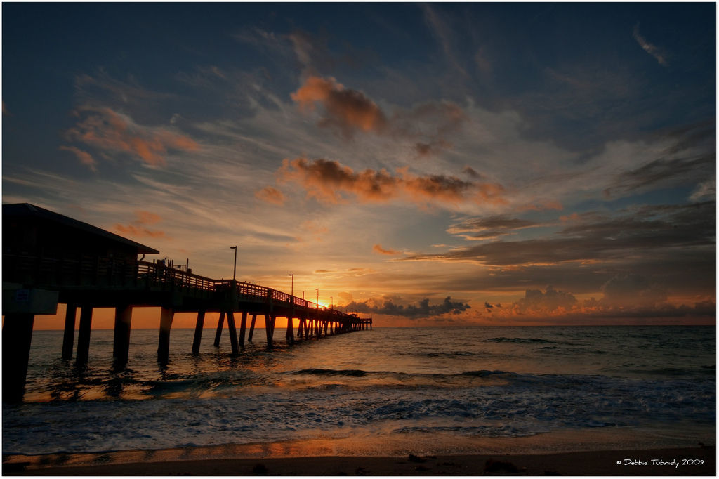 Dania Beach Sunrise