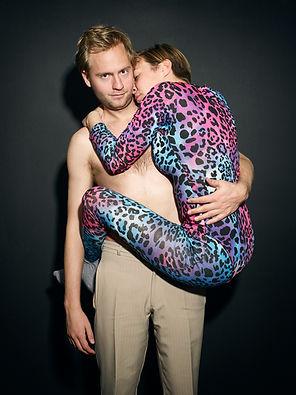 LINUS EBNER AND ANNE HOFFMANN / ACTORS