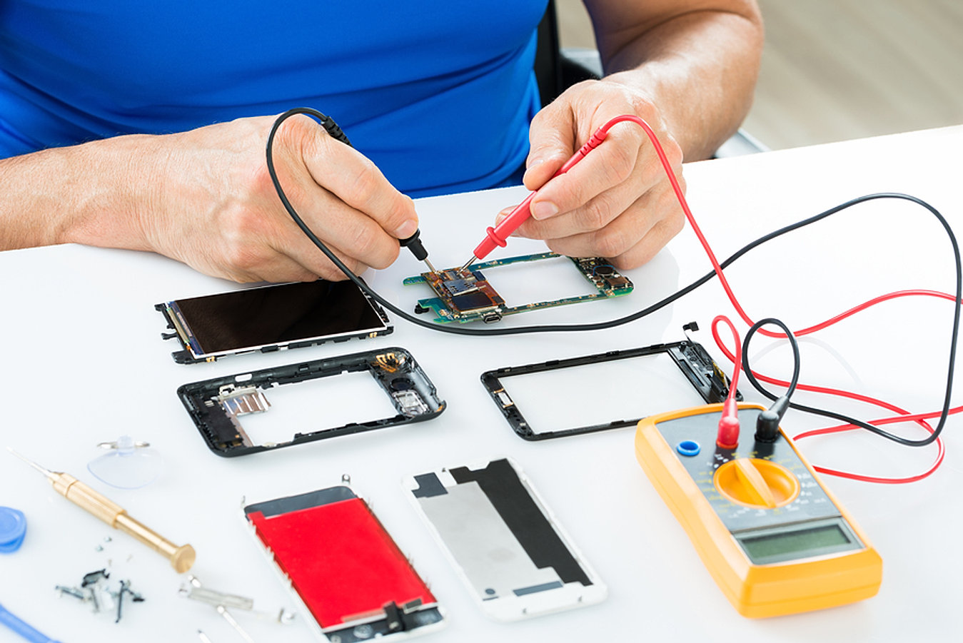 Lsmt Learn Phone Repairs In Just 5 Days London Manchester