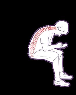 bad phone use teen boy sit stand_phone i