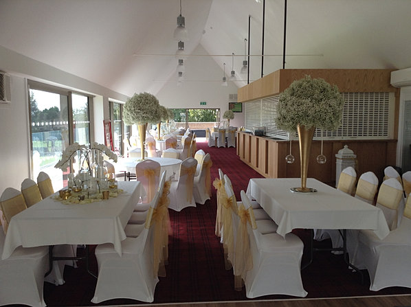 Fairfield Golf Club Function Room