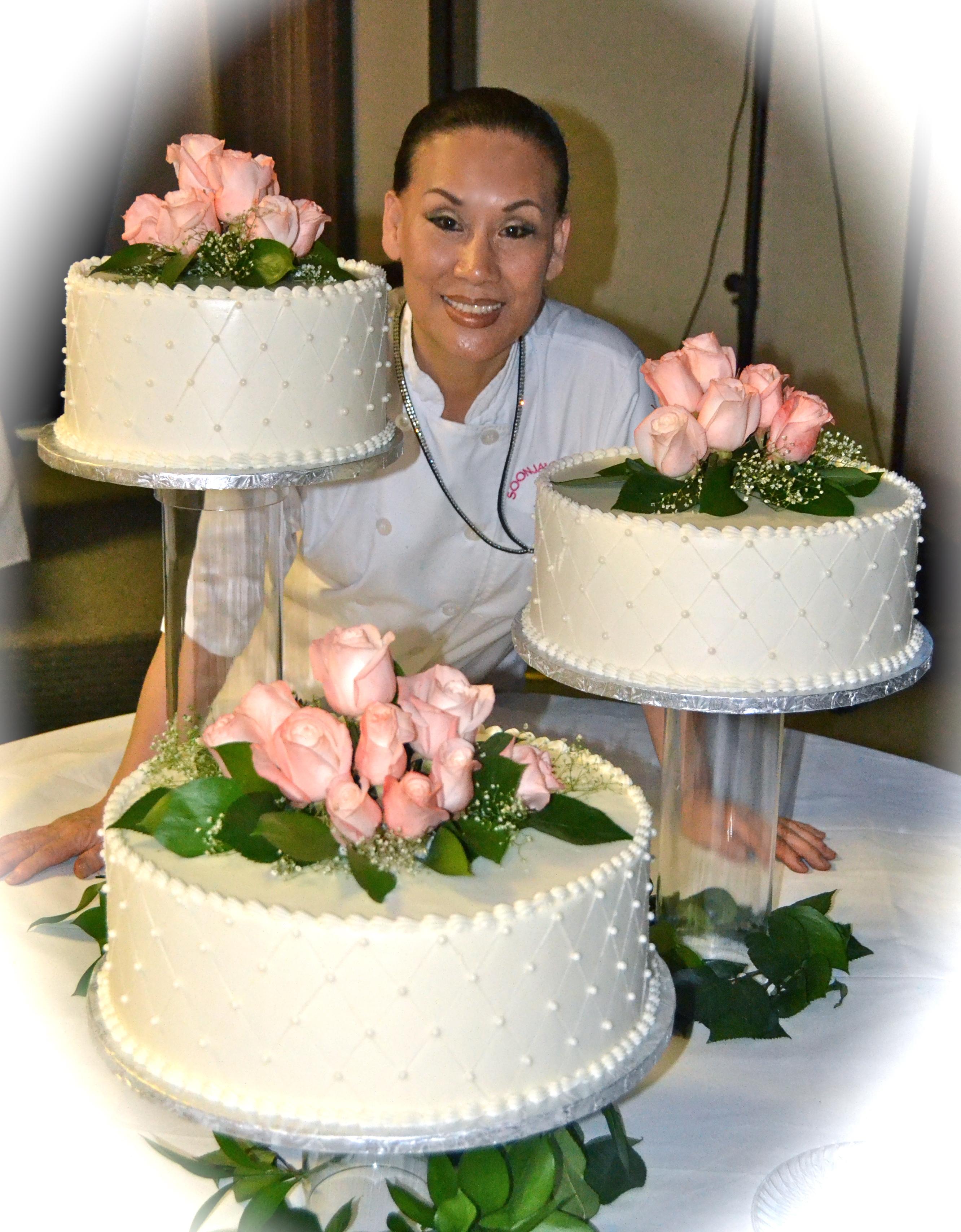 Soonjas Bakery Dallas Custom Cakes