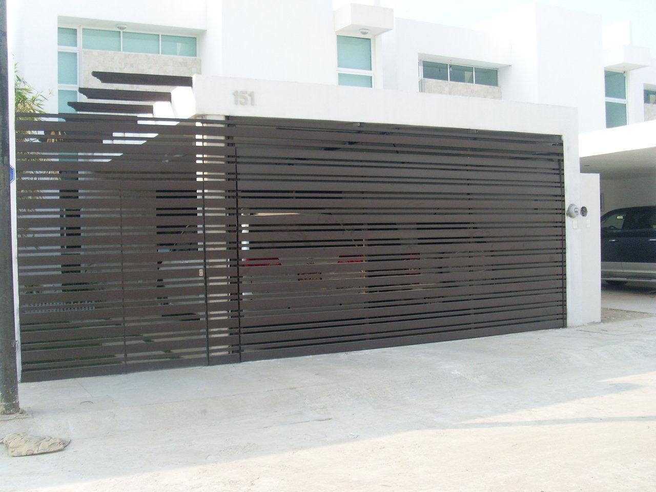 Puertas automaticas pelaez for Puertas para casas minimalistas