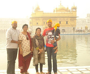 Darshantugudeep Darshan Family