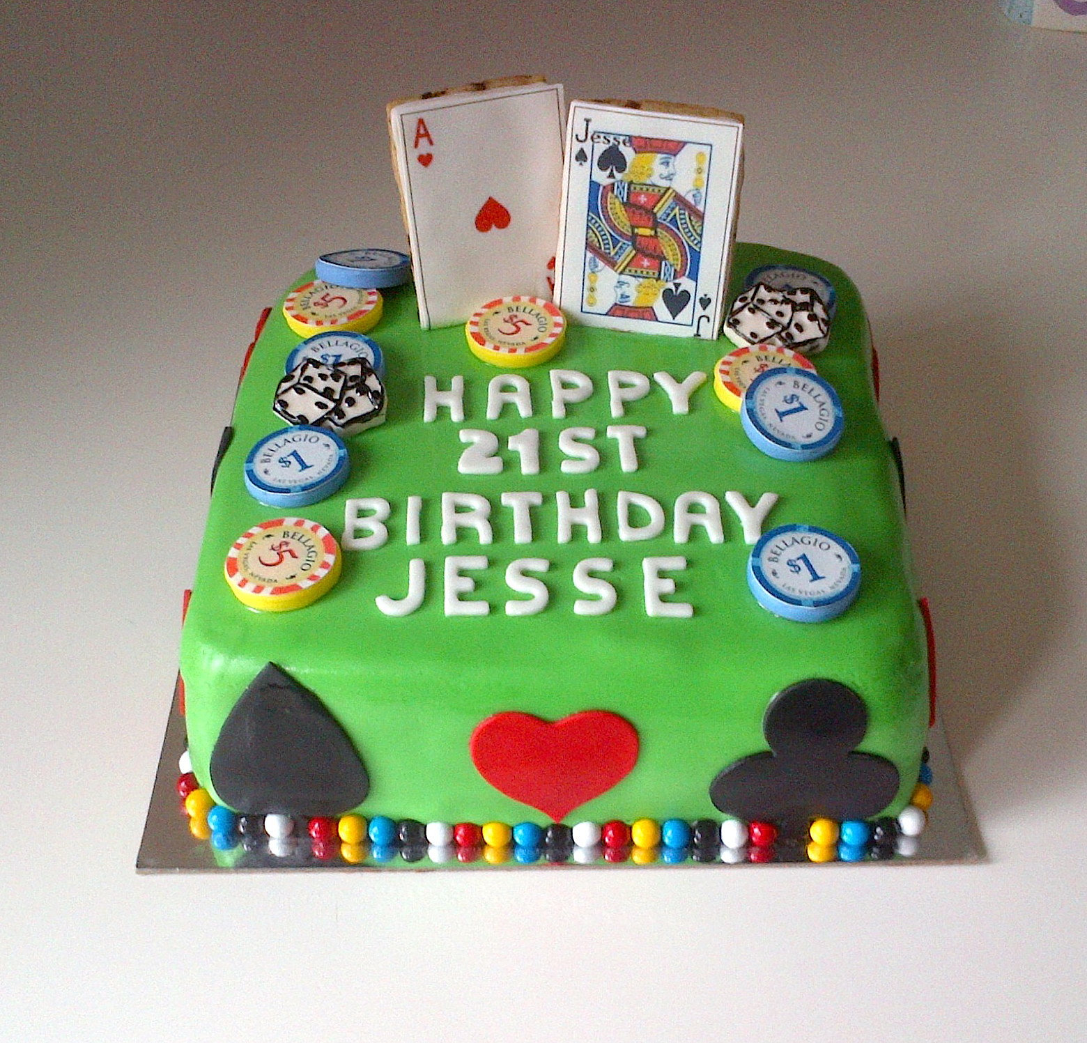 Cookie Cake Designs For 21st Birthday : CakesByPenny.ca Custom Cakes Cookies Cupcakes Greater ...