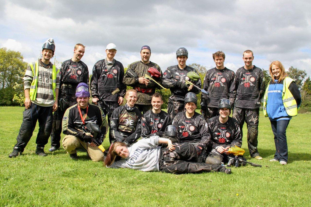 Storm Team Photo