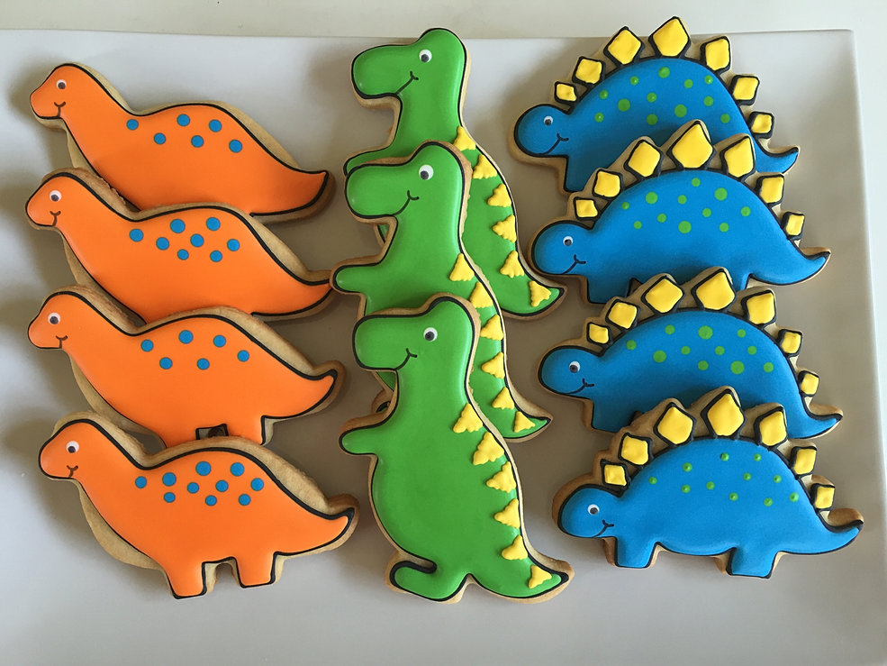 One Cookie Nation Decorated Sugar Cookies Cohasset