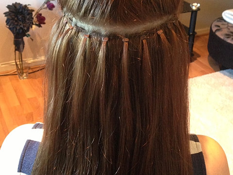 Micro Loop Hair Extensions Glasgow 6