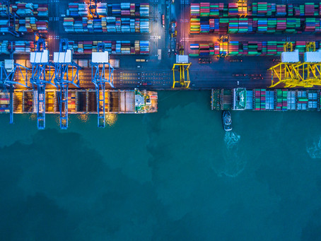优化装运时间和集装箱整体效率:港口绩效的作用