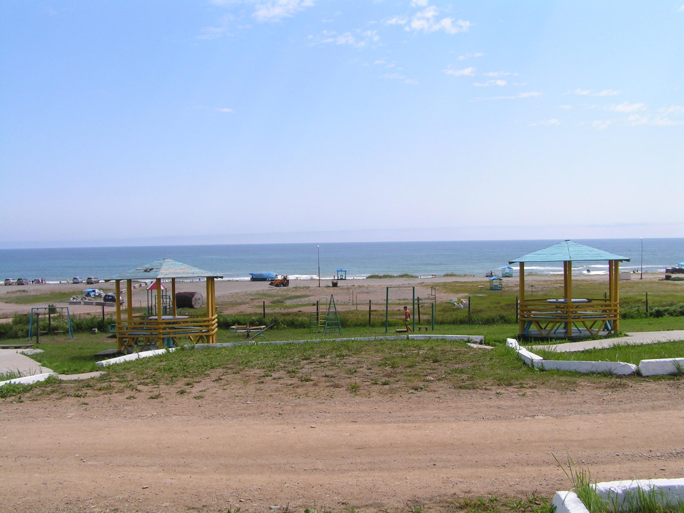 Поселок приморский приморский край район