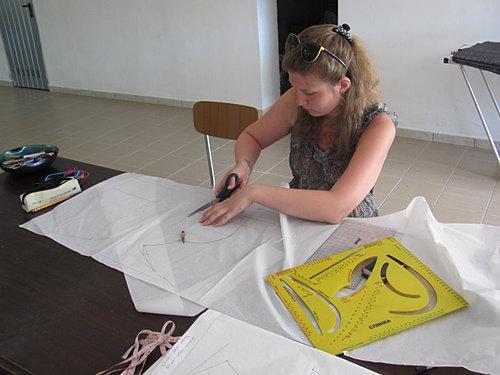 Мастер класс по моделированию одежды
