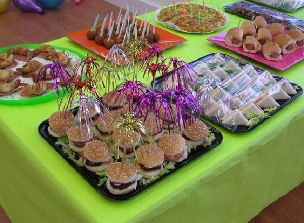 Comida para fiestas infantiles cumplea os imagui - Cumpleanos infantiles comida ...