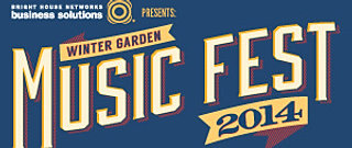 Brighthouse Presents Winter Garden Music Fest 2013