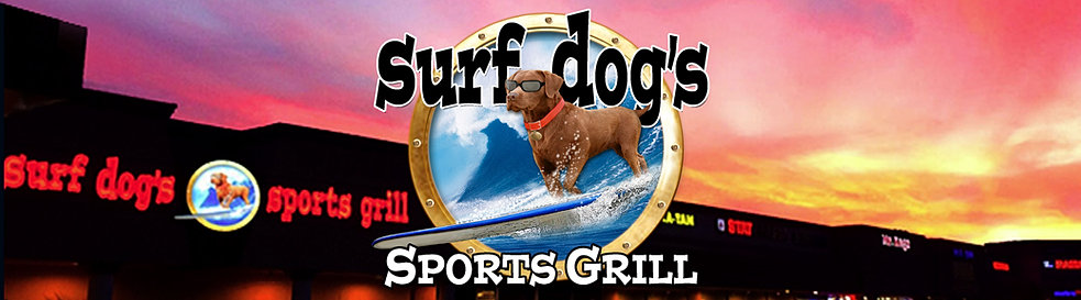 Surf Dog's Sports Grill - Huntington Beach Sports Bar