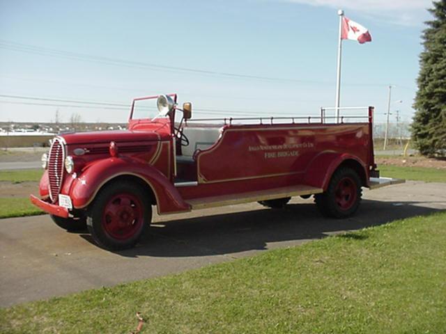 1938 Ford Pump