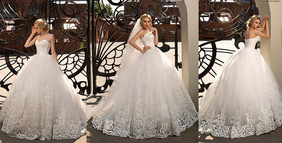 Фото и цена свадебных платьев в воронеже