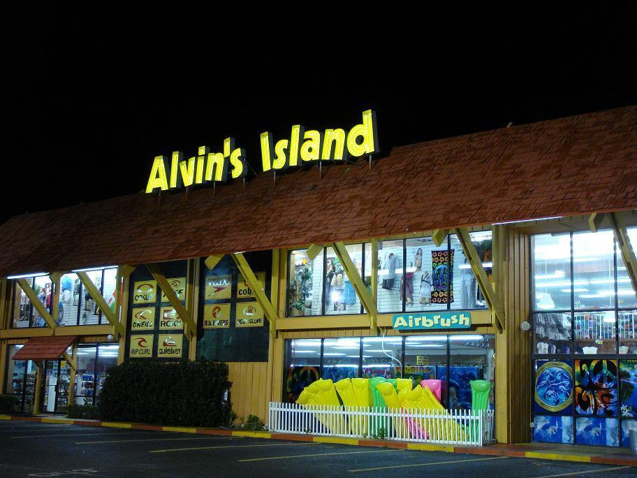 Alvin S Island Cocoa Beach Fl