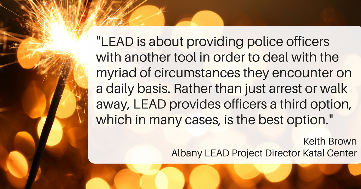 Law Enforcement Assisted Diversion (LEAD) | Addiction Policy Forum