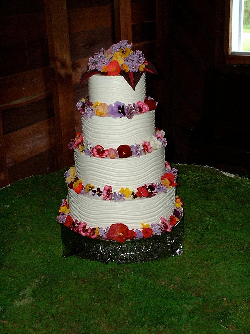 Wedding Cake Mountain