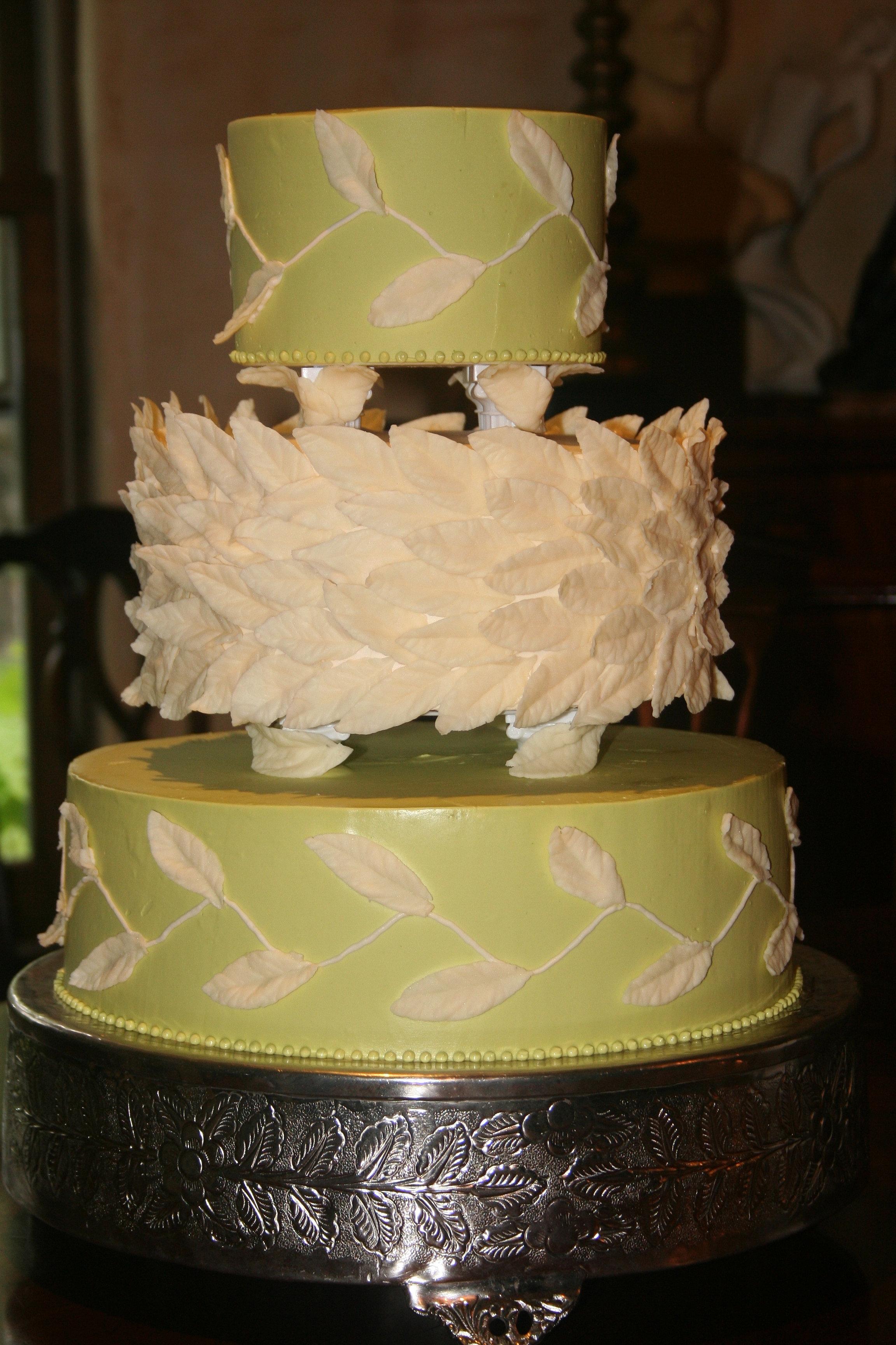 Wedding Cake  Tier