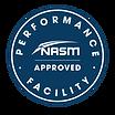 NASM PARTNER Approved Facility Seal PNG