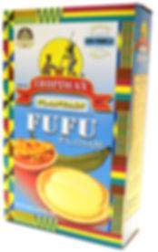 tropiway, tropical foods, Fufu Flour,