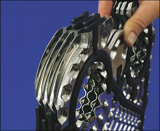 Чистка пластинчатых теплообменников альфа лаваль теплообменник салона peugeot 607