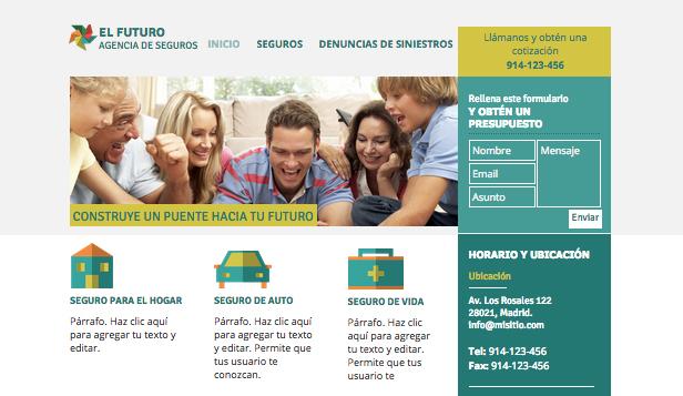 Agencia de seguros