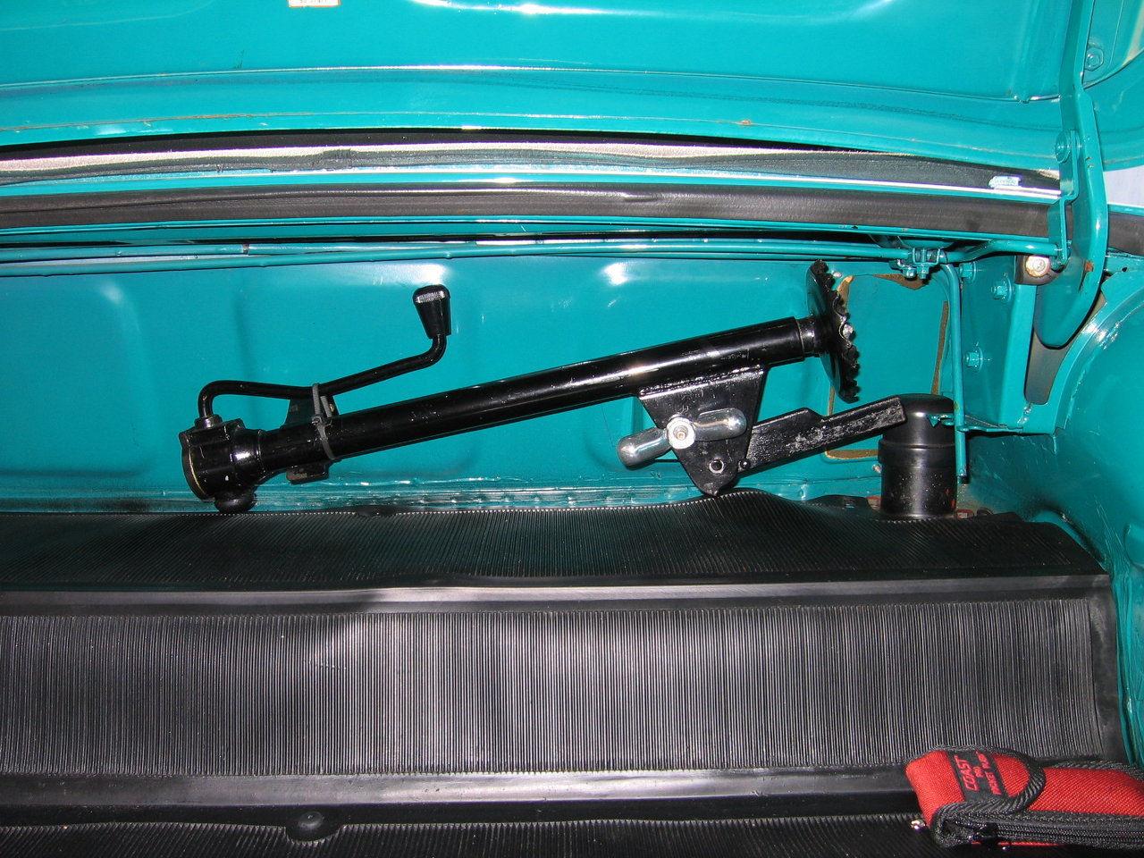 Gasoline Alley Classic Car Parts