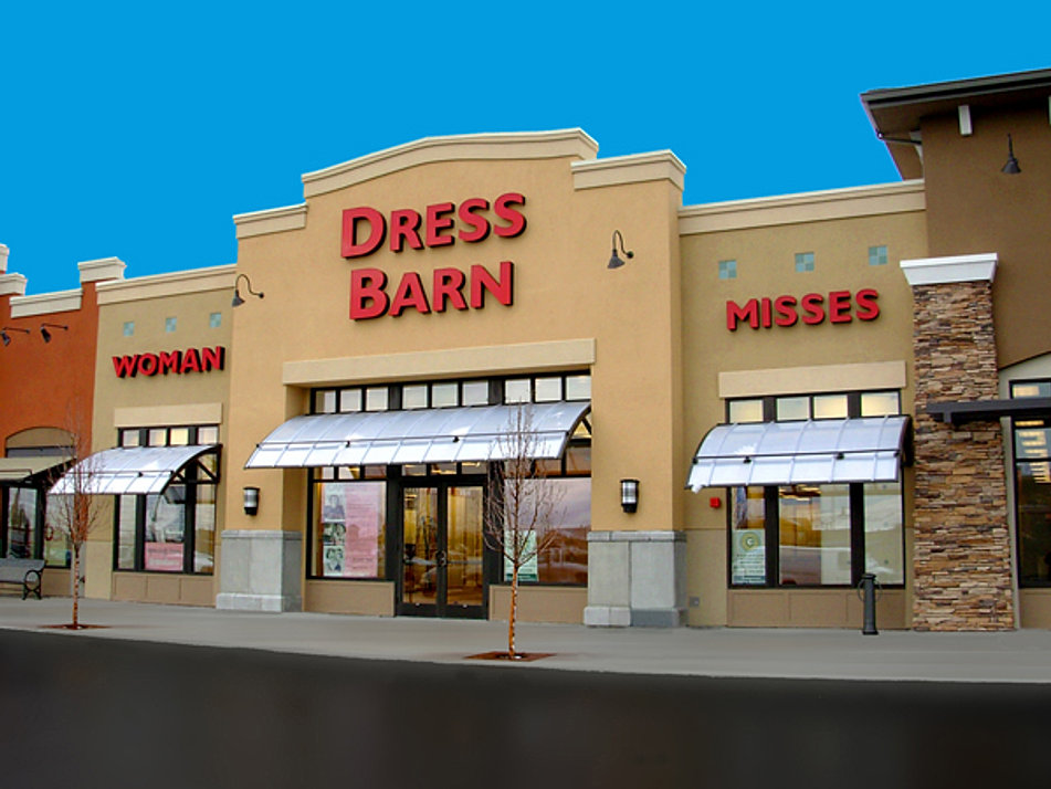 Dress Barn - Commercial Building Group Inc.