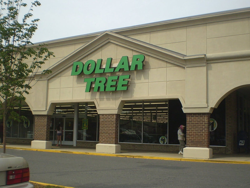 Dollar Tree - Commercial Building Group Inc.