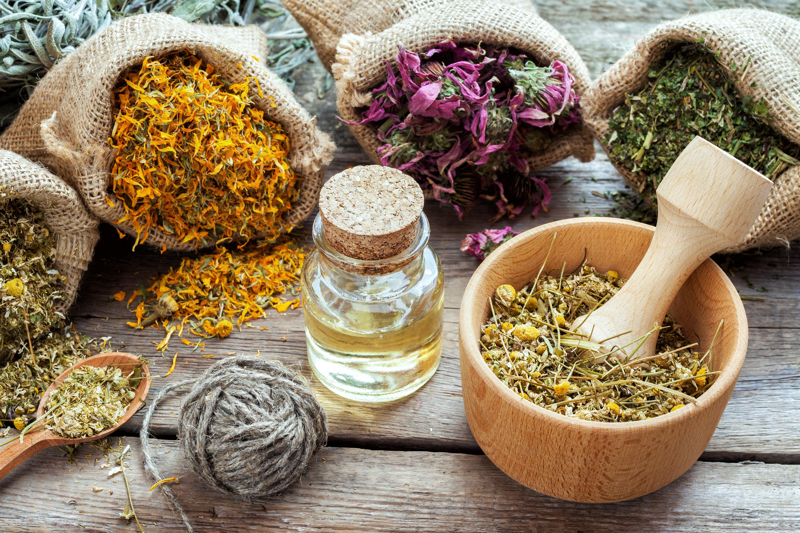 Целебный мед с травами - лекарственный рецепт приготовления 50