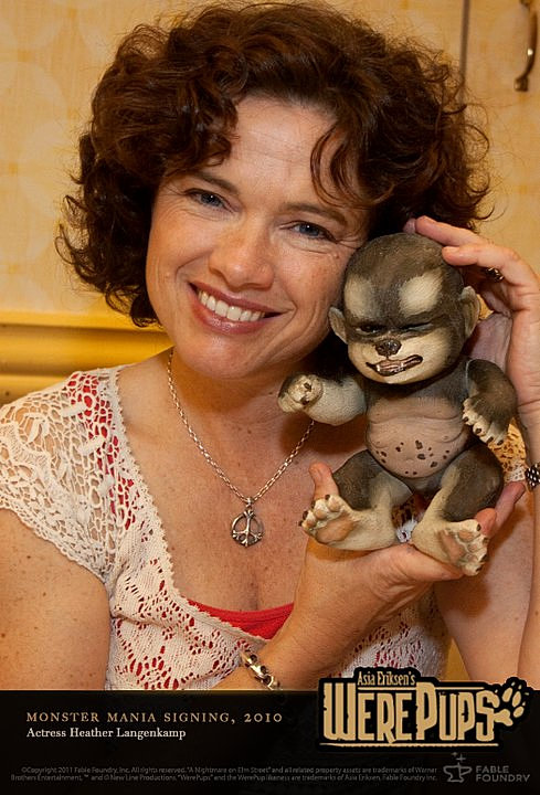 heather langenkamp imdb