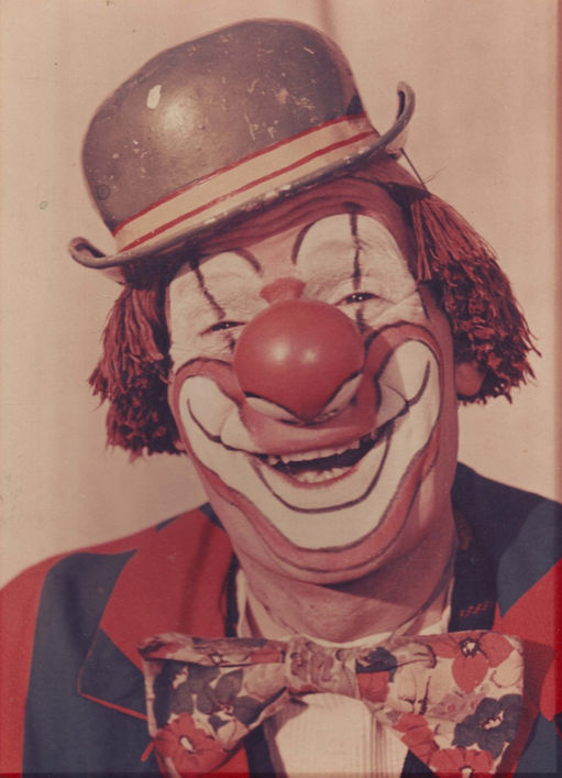 Image result for clown 1950