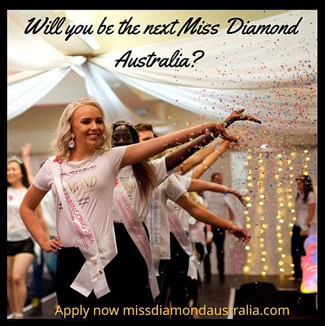 party miss diamond australia