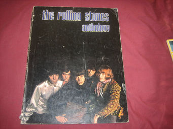my rolling stones books collection 2 034