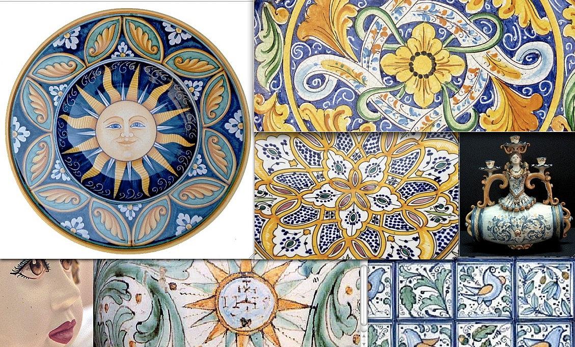 Alta marea turismo rurale ceramiche santo stefano di camastra - Santo stefano di camastra piastrelle ...