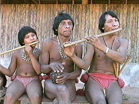 Resultado de imagen para tribu Hoti