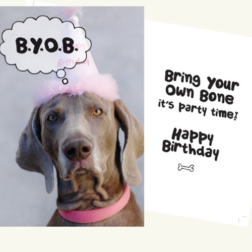 Birthday cards from your dog – Birthday Card from Dog
