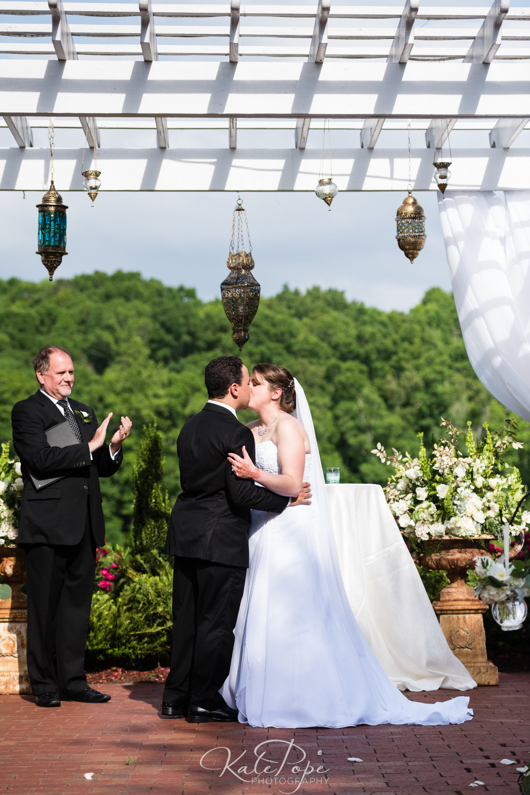 Triangle Wedding Officiant