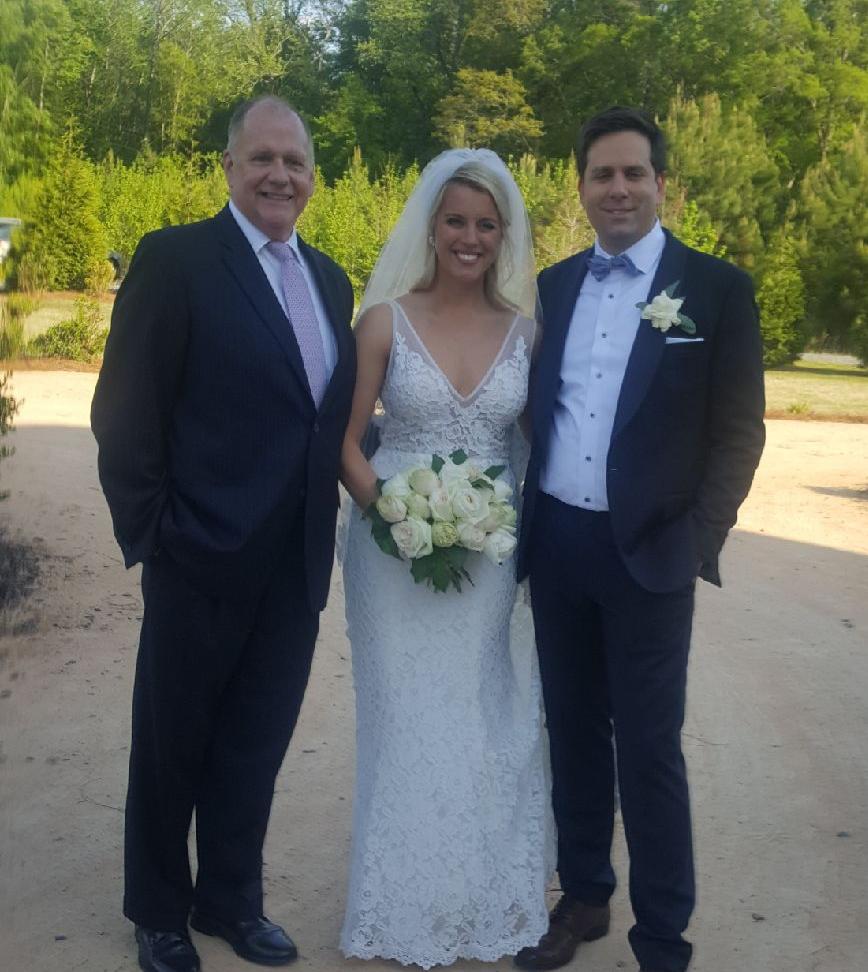 Raleigh Wedding Minister