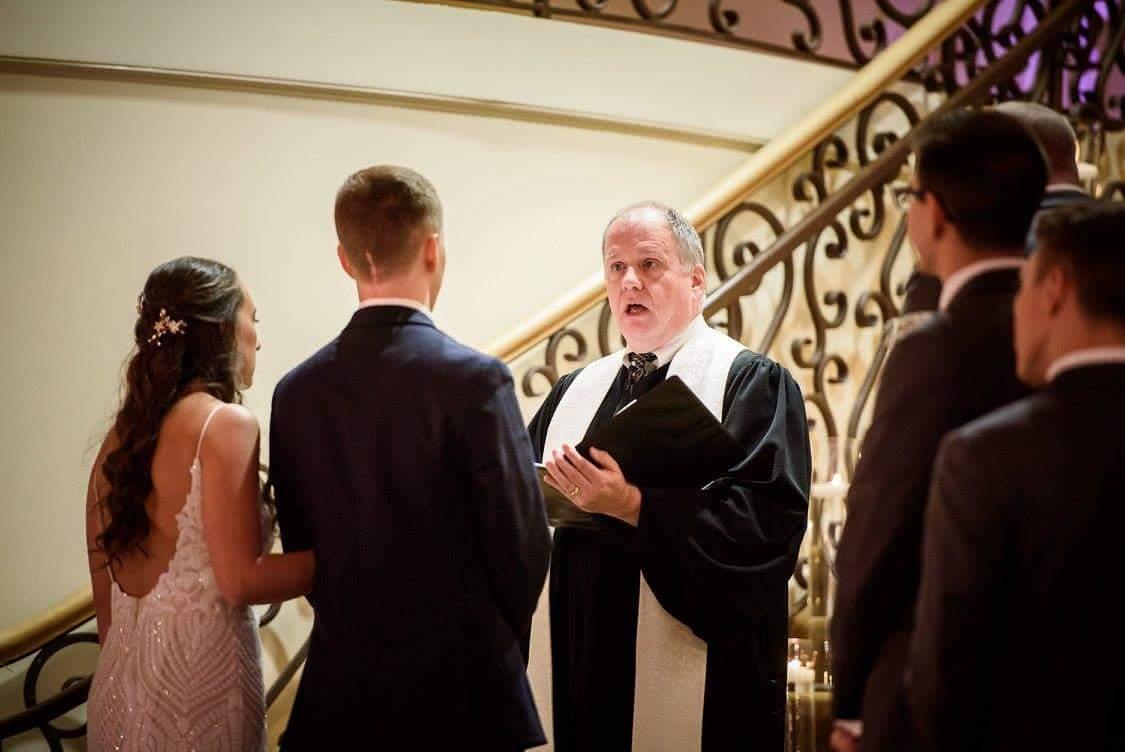 Garner Wedding Officiant
