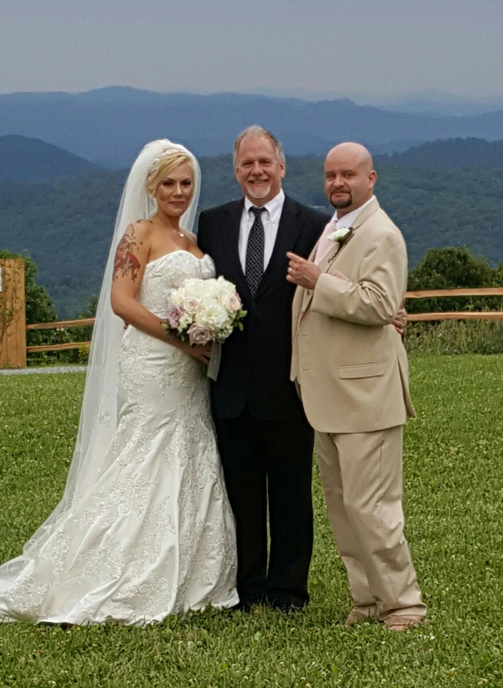 NC Wedding Officiant