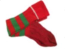 Baysie Bears Footy Socks