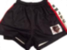 Baysie Bears Footy Shorts