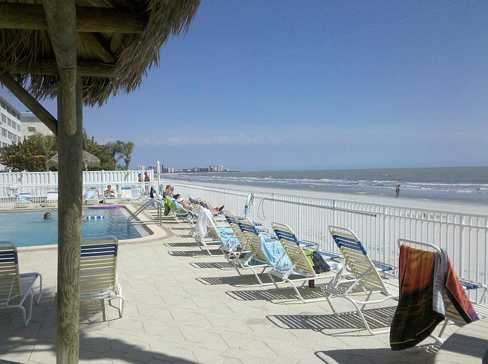 Estero Island Beach Club Floor Plan
