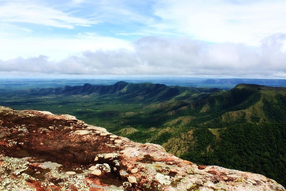 Vista do Morro São Jerônimo